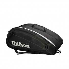 WILSON FED TEAM 12 PACK BKWH
