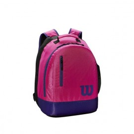 WILSON YOUTH BACKPACK Pk/Purple
