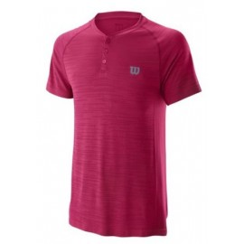 WILSON M COMPETITION SEAMLESS HENLEY Granita