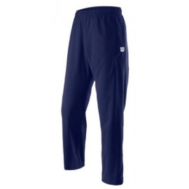 WILSON M TEAM WOVEN PANT Blue Depth