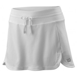 WILSON W COMPETITION 12.5 SKIRT Wh
