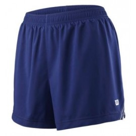 WILSON W TEAM 3.5 SHORT Blue Depth