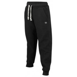 WILSON B COTTON PANT BK