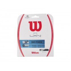 WILSON DUO POWER ALU P 125 & NXT P 16