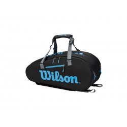 WILSON ULTRA 9PK BLACK/Bl/Silver