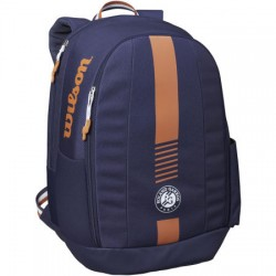 WILSON ROLAND GARROS TEAM BACKPACK Nav/CLAY
