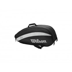 Wilson RF TEAM 6 PACK BLACK