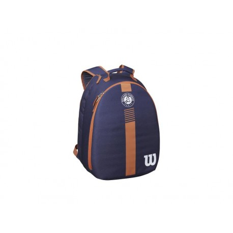 Wilson ROLAND GARROS YTH BACKPACK Nav/CLAY